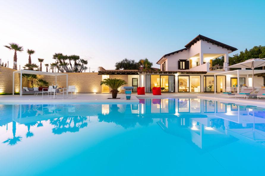 Unsere Ferienunterkünfte mit Pool